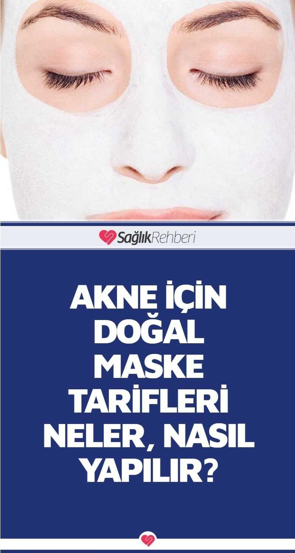 #Akne İçin #Doğal #Maske #Tarifleri #Neler #Nasıl #Yapılır