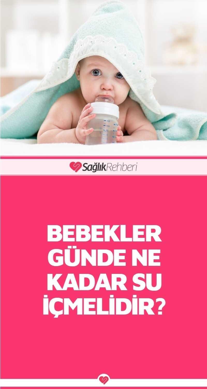 Bebekler Günde Ne Kadar Su İçmelidir?