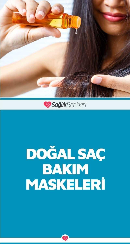 #Doğal #Saç #Bakım #Maske